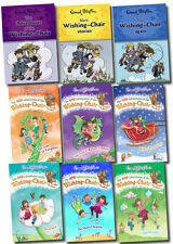9 Books Set New Adventures of the Wishing Chair Collection Enid Blyton Series PB