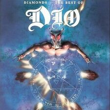 Diamonds: The Best of Dio by Dio (CD,new & sealed )