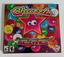 Chuzzle (PC CD-ROM) Loveable Puzzle Action ~ Rare 2005-06 Copy Brand New/Sealed!