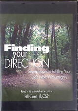 Finding your Direction-7 Stages to Fulfilling Your Life's Work With Integrity CD