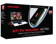 DIAMOND TVW750USB ATI Theater HD 750 USB TV Tuner - USB - PAL, ATSC, SECAM, DVB
