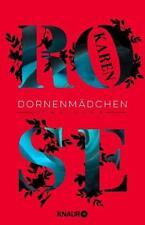 KAREN ROSE ~ DORNENMÄDCHEN ~ Thriller +++ BESTSELLER +++ portofrei +++