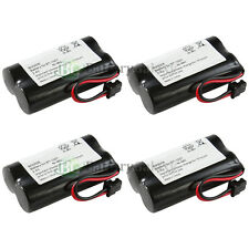 4 Cordless Home Phone Battery for Uniden BT-1007 BT-904