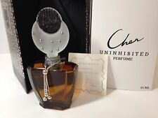 RARE & DISCONTINUED CHER UNINHIBITED PERFUME 1.7 Fl Oz/50 ML - BRAND NEW