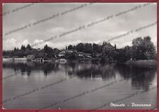 VARESE TRAVEDONA MONATE 05 LAGO Cartolina FOTOGRAFICA viaggiata 1953