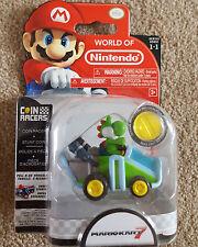 Super Mario moneda Racers-Yoshi-Figuras De Acción Juego Nuevo Nintendo Kart