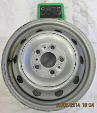 Felge / Stahlfelge FIAT / Citroen   6 x 15 ET68  mit LK 5 x 118 x 71,1 gebraucht