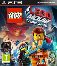 The LEGO Movie Videogame (Sony PlayStation 3, 2014) PS3 game
