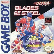 Blades of Steel Game Boy TESTED FREE SHIP