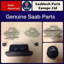 GENUINE SAAB 9-5 2000-2005 LIGHT BEIGE ASHTRAY KIT - BRAND NEW - 400112728