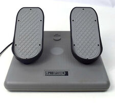 CH Products Pro Rudder Pedals Flight Simulator USB Control (300-111) Driving Car