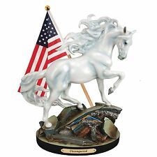 Enesco Trail of Painted Ponies Collectible Unconquered Horse Figurine 4055520