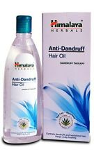 Himalaya Herbal Anti Dandruff Hair Oil Remove Itchy Scalp Microbial Infection
