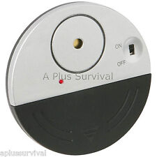 Ultra Slim Window Alarm 95db for Home Office Security Burglar Survival System