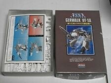 Macross 1/100 VF-1A GERWALK VALKYRIE Arii UNBUILT Model Kit Robotech