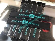 JUNCTION PRODUCE VIP CAR CURTAIN TASSEL STRAPS TIES TEAL COLOR 2PC SET JDM