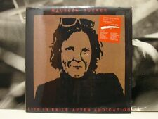 MAUREEN MOE TUCKER - LIFE IN EXILE AFTER ABDICATION LP + INSERT USA 1st PRESS