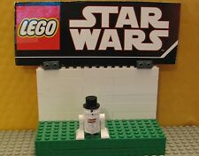 "STAR WARS LEGO LOT  MINIFIGURE--MINI FIG  ""  R2-D2  SNOWMAN -- ADVENT 2012   """