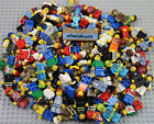 LEGO - Minifigures Male & Female People Utensil Party Favor Collectible Lot Bulk