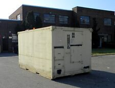Military Surplus Electrical Equipment Shelter S-371 / MSC-31A with Equipment