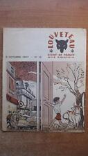 SCOUTISME / REVUE LOUVETEAU N° 13 OCTOBRE 1957 - SCOUTS DE FRANCE