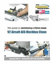 The Guide to Optimizing a China-Made V2 Airsoft Aeg Mechbox Clone by...