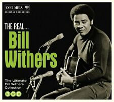 Bill Withers REAL Best Of Ultimate Collection 53 ORIGINAL RECORDINGS New 3 CD