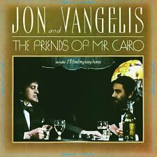 Jon & Vangelis Friends of Mr. Cairo (1981) [CD]