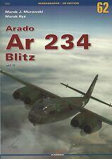 Kagero Monograph 62: Arado Ar 234 Blitz, Volume 2