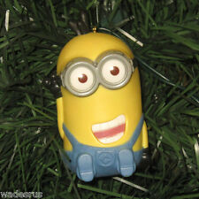Despicable Me Yellow Minion TIM - Custom Christmas Tree Ornament Decoration