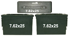 "7.62x25 ammo box( DECALS) two 4.5""x 1.5"" one 3""x0.75"" NO BOX INCLUDED"