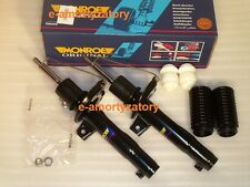 2x Front Shock Absorbers SKODA OCTAVIA II (1Z3 1Z5) +Protection KIT MONROE 16498
