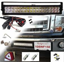 CUSTOM DESIGNED LED LIGHTBAR PACKAGE FOR 2011-2014 F-150 FREE EXTENDED WARRANTY