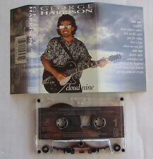 GEORGE HARRISON  (K7 AUDIO)  CLOUD NINE
