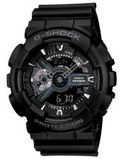 Casio G Shock * GA110-1B Anadigi Gshock Watch Matte Black XL COD PayPal