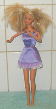 Barbie Blond Haired [1966]  Laughing Twist And Turn Body In Dress Mattel