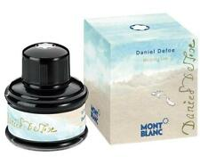 MONTBLANC LIMITED EDITION DANIEL DEFOE GREEN INK IN BOTTLE NEW IN BOX  111410