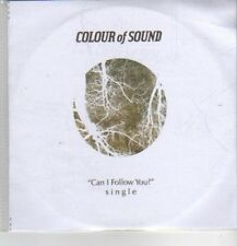 (CQ6) Colour of Sound, Can I Follow You? - 2011 DJ CD