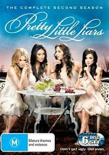 Pretty Little Liars : Season 2 (DVD, 2012, 6-Disc Set)