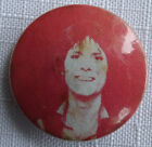 """CLIFF RICHARD Old/Vtg 70`s/80`s Button Pin Badge (25mm-1"""") #CR106"""