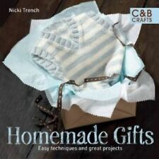"Homemade Gifts (C&B Crafts) Nicki Trench ""AS NEW"" Book"