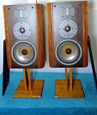 Vintage INFINITY RS6B Studio Ref. Monitors w/EMIT Tweeters & Polydome Midranges