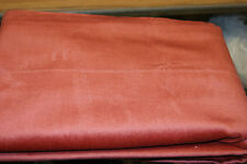 JOB LOT 1M 20 PINK CHENILLE VELVET UPHOLSTERY FABRIC SOFA CURTAIN CUSHION FV102