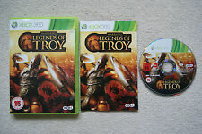Warriors Legends Of Troy  Xbox 360 -1st Class FREE UK POSTAGE