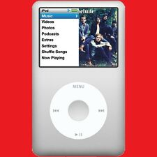 ✔ NEW APPLE IPOD CLASSIC 160GB 7TH GEN GENERATION SILVER APPLECARE MC293LL/A ✔
