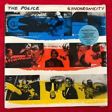 The Police ‎– Synchronicity - SEALED LP - A&M Records ‎– SP-3735