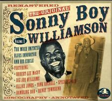 Original - Sonny Boy Williamson (2007, CD NEU)4 DISC SET