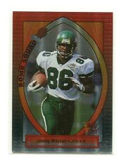 1993 Wild Card Bomb Squad #9 Johnny Mitchell Nebraska/New York Jets