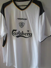 Liverpool 2002-2003 CL Away Football Shirt Size Large /10183
