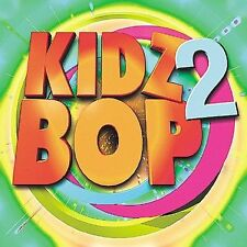 Kidz Bop 2 by Kidz Bop Kids (CD, Aug-2002, Razor & Tie)672